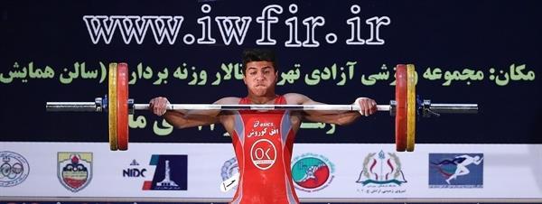 هفته اول لیگ برتر وزنه برداری پخش زنده می شود
