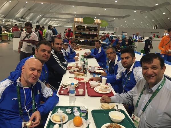 گروه سوم، بامداد امروز به ریو رسیدند