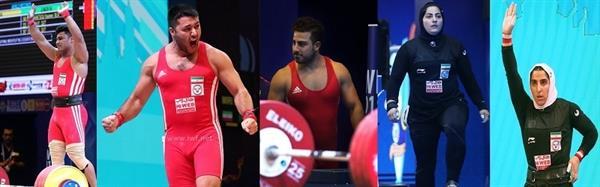 4 وزنهبردار فردا روی تخته مسابقات قطرکاپ میروند