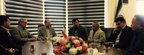رئیس فدراسیون برای بازدید از اردوی تیم ملی به تبریز رفت
