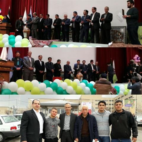 با حضور دکتر باقری در شهر زنجان