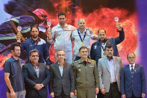 پایان لیگ وزنه برداری جوانان باشگاه های کشور در فصل 95