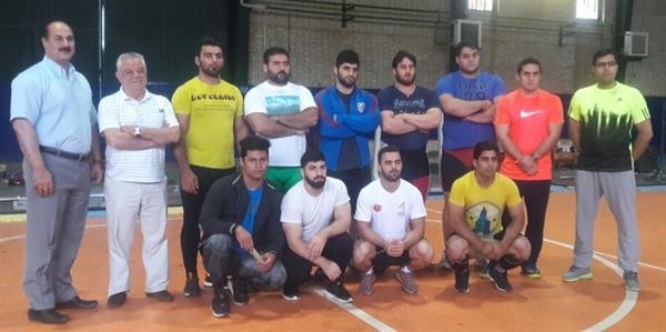 دومین مرحله اردوی تیم دانشجویان در ورزقان آغاز شد