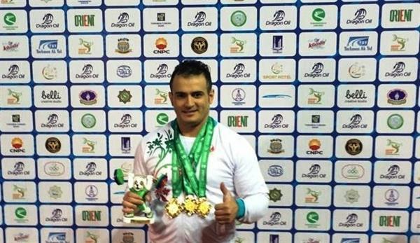 قهرمان جهان: مدالم را به مردم ایران تقدیم میکنم