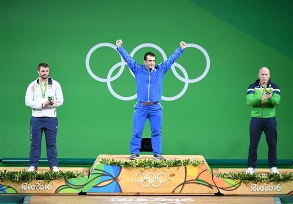 فکر نمیکردم در المپیک وزنه بزنم اما حالا قهرمانم
