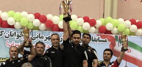 خوزستان قهرمان نوجوانان16و17 کشور شد