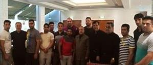 سرکنسول کشورمان در دوبی با رئیس فدراسیون وزنه برداری دیدار کرد