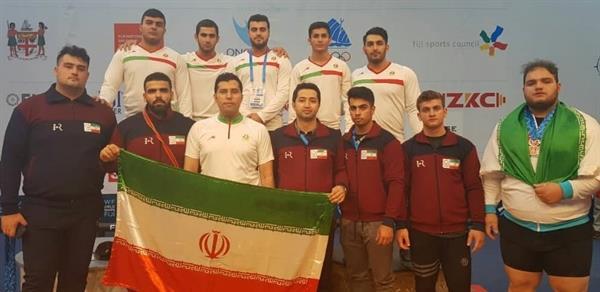 کاروان وزنهبرداری کشورمان بعدازظهر سهشنبه وارد تهران می شوند