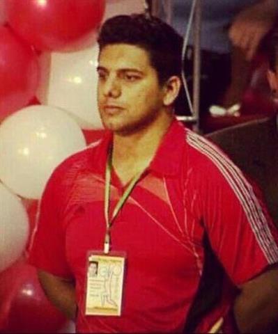 بهرام زاده: هدفمان حضور یک نماینده از وزنه برداری بوشهر در بازی های آسیایی است