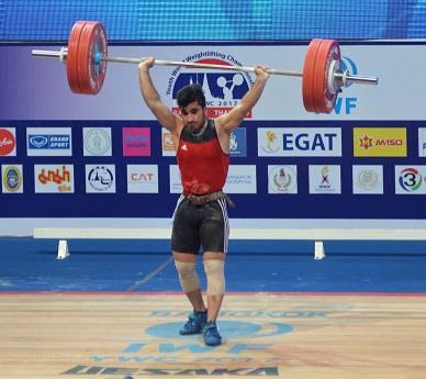 مسابقات وزنه برداری نوجوانان قهرمانی جهان-تایلند