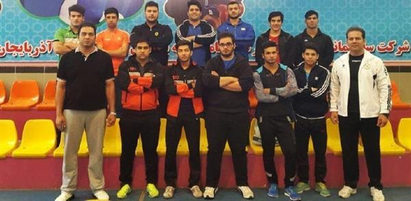 آغاز تمرینات خارج از تهران تیم ملی وزنه برداری جوانان درآذربایجان غربی