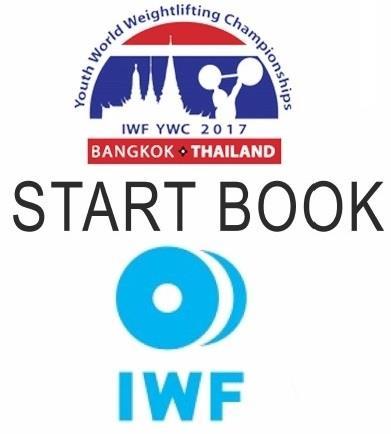 با اعلام استارت لیست نهایی وزنه برداری قهرمانی نوجوانان جهان- بانکوک