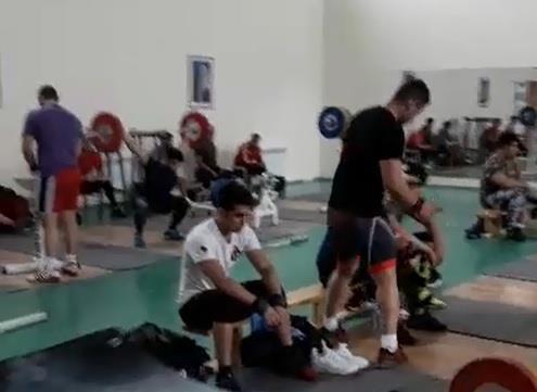 دومین روز تمرینات تیم ملی وزنه برداری ایران برگزار شد