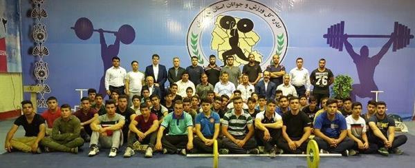 هفته اول لیگ جوانان استان خوزستان