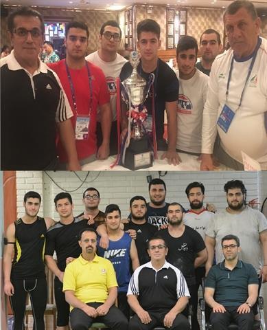نوجوانان ایران در رتبه بندی المپیک بالاتر از چین قرار گرفتند