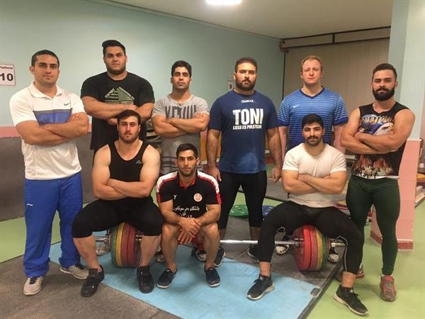 زمانبندی رقابتهای وزنه برداری در بازیهای یونیورسیاد مشخص شد