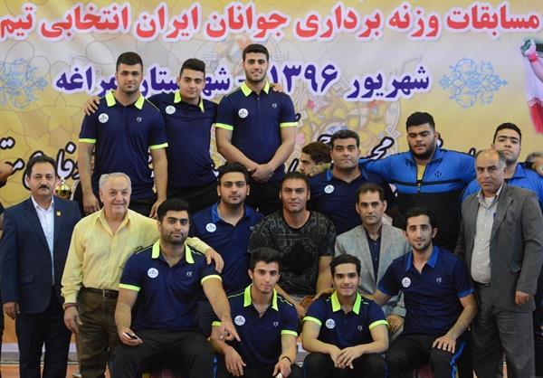 اورامه برترین وزنه بردار، خوزستان قهرمان شد