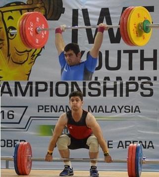 رقابتهای قهرمانی نوجوانان جهان در مالزی