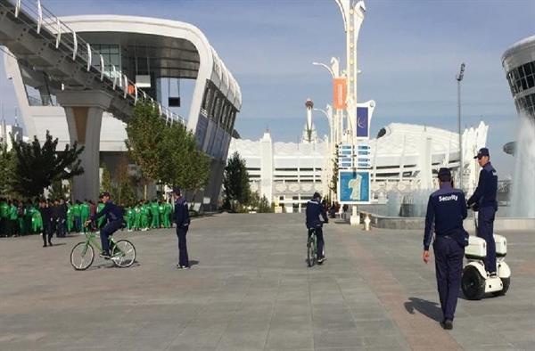 مسابقات تحت تدابیر شدید امنیتی برگزار می شود