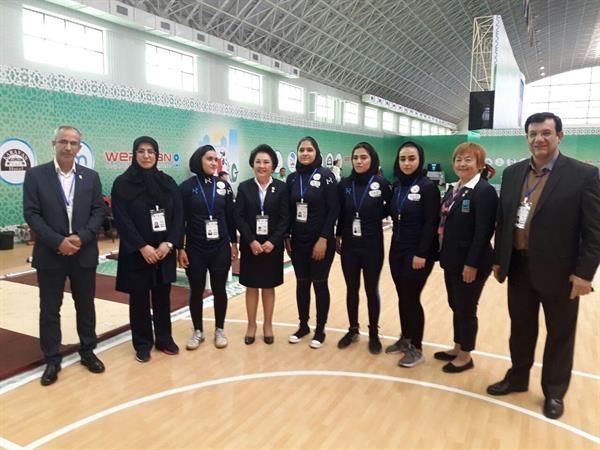لباس های تیم ملی بانوان وزنه برداری ایران تایید شد