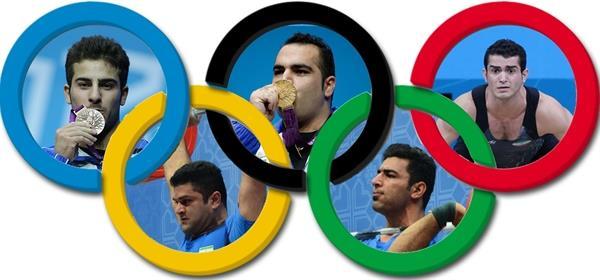 بیوگرافی المپیکی های وزنه برداری در یک نگاه