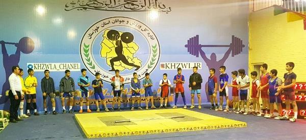 هفته دوم مسابقات لیگ نوجوانان استان خوزستان برگزار شد