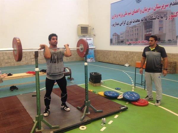جمع ملی پوشان در اردوی نور به 13 نفر رسید