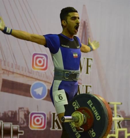 نارویی: برای کسب مدال کشوری، تمرینات زیادی داشتم