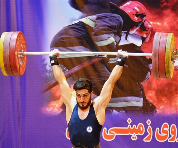با پایان رقابت دسته 77 کیلوگرم