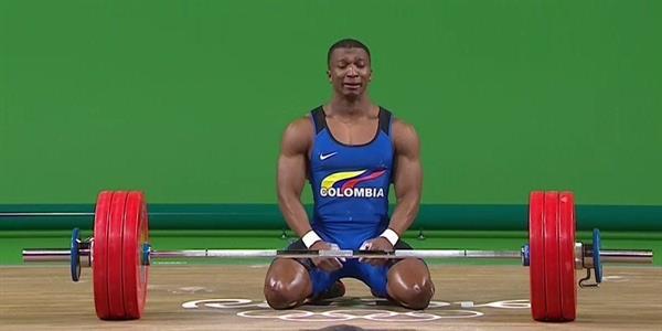 رقابت دسته ۶۲ کیلوگرم وزنه برداری بازی های المپیک2016 ریو