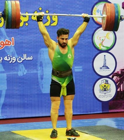 فینال لیگ برتر وزنه برداری باشگاه های کشور- خوزستان