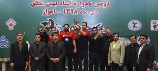 خوزستان بر سکوی نخست تکیه زد