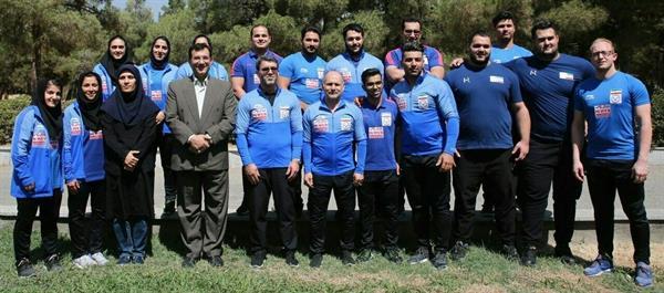 نخستین گروه از کاروان وزنهبرداری ایران عازم تایلند میشوند