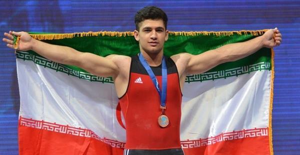دشت نخستین مدال کشورمان در رقابت های وزنه براری نوجوانان جهان