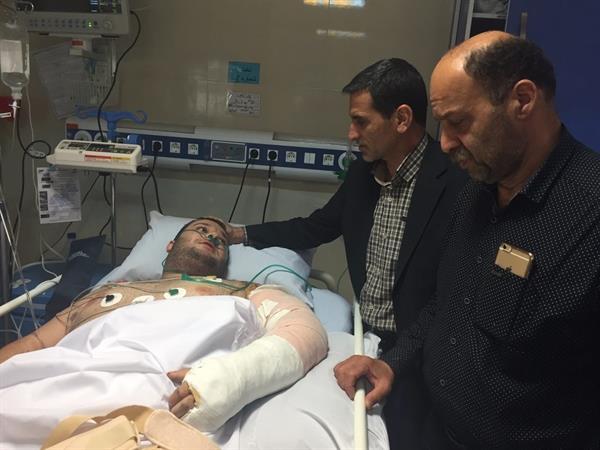 ملی پوش وزنه برداری تحت عمل جراحی قرار گرفت