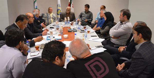 جلسه شورای عالی فنی فدراسیون وزنه برداری برگزار گردید