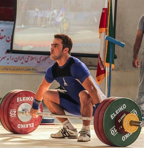 انوشیروانی 29 دی، توان وزنه بردارانش را تست می زند