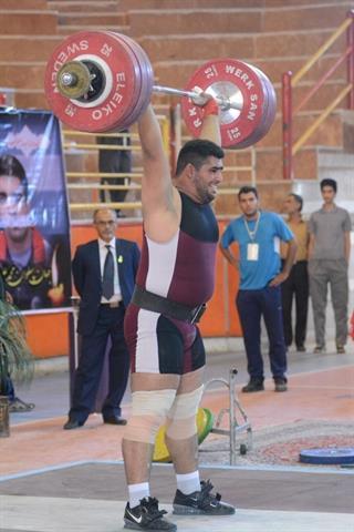 مدال طلای دسته 105+ کیلوگرم به محمدزاده رسید