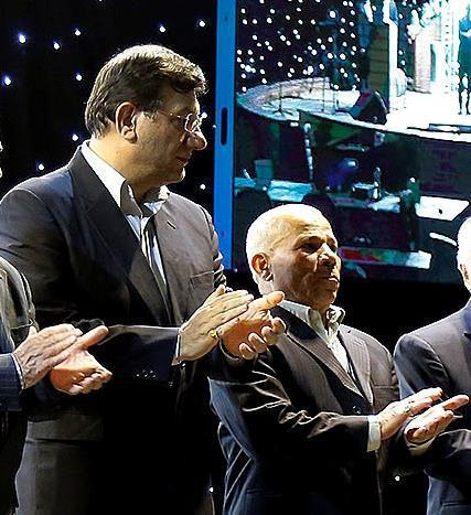 برای اهدای مدال نقره محمد نصیری به موزه IOC؛