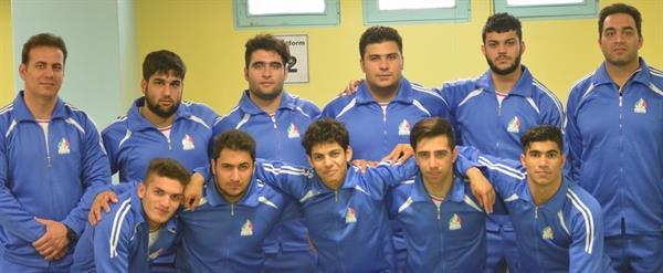 وضعیت امتیازی تیم ملی وزنه برداری جوانان قبل از مسابقه فوق سنگین