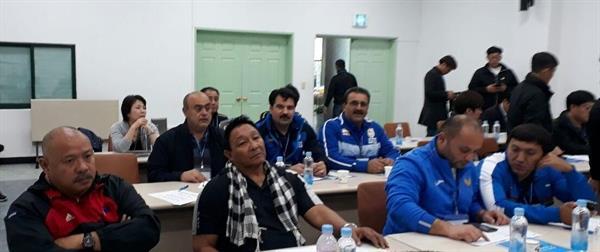کنگره رقابتهای جام باشگاههای آسیا برگزار شد