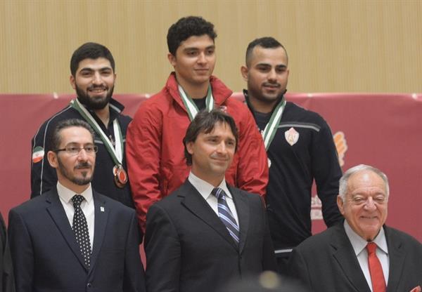 رقابتهای وزنه برداری جام باشگاهی آسیا-قطر کاپ