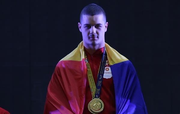دومیتراسکو به مقام قهرمانی دست یافت