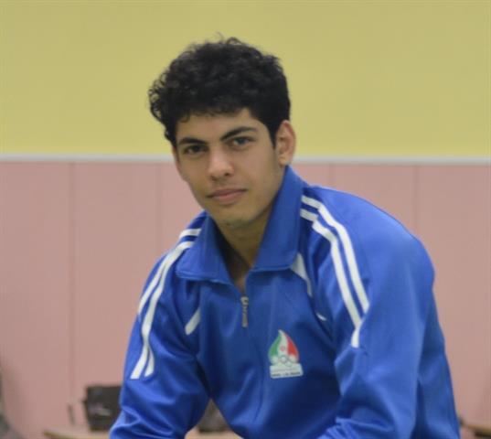 شمارش معکوس برای رقابت نخستین نماینده جوان وزنه برداری ایران در تفلیس