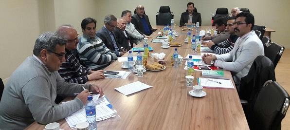 نوزدهمین جلسه شورای عالی فنی با حضور رییس فدراسیون وزنه برداری برگزار شد