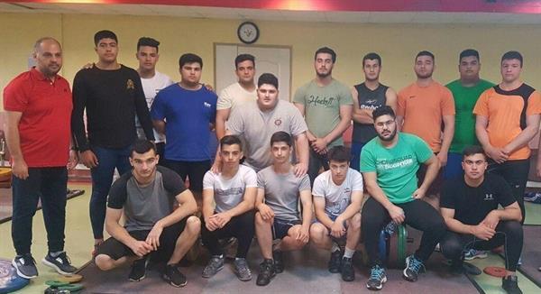 اصلاحیه /   19وزنهبردار نوجوان در قالب دو گروه به اردو دعوت میشوند