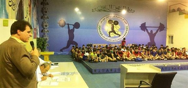 هفته دوم مسابقات نونهالان استان خوزستان برگزار شد