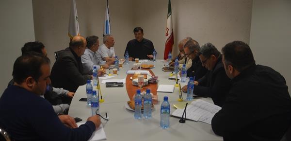 درپایان شانزدهمین جلسه رسمی شورای فنی