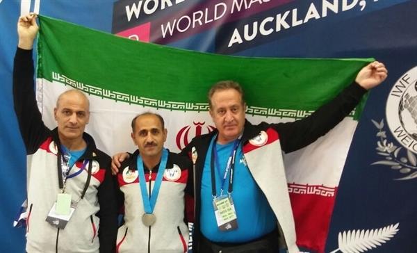 رقابتهای وزنه برداری المپیک پیشکسوتان2017نیوزیلند
