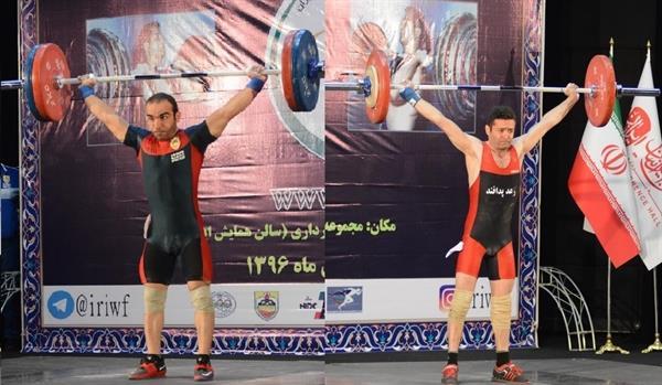 هفته چهارم لیگ با رقابت وزنه برداران دسته های 56 و 62 کیلوگرم آغاز شد